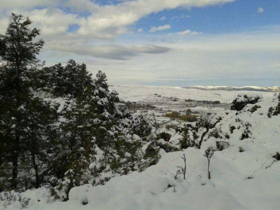 Banyeres-snow