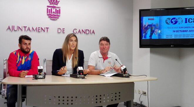 La ciudad de Gandia acogerá Ican Triathlon este fin de semana.