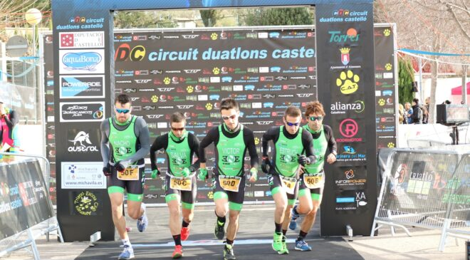 Almenara acoge el primer Campeonato Autonómico de la Temporada