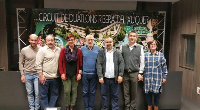 Alzira acogerá la primera prueba del I Circuito de Duatlones Ribera del Xuquer – Caixa Popular el próximo 28 de enero