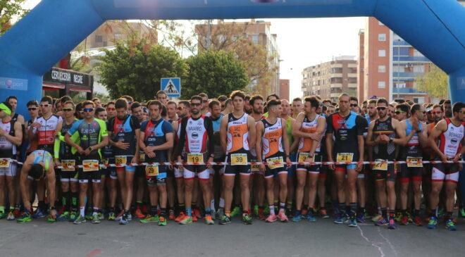 Fin de semana de Duatlón en L'Olleria, Benifaió, Alaquàs y Castelló.