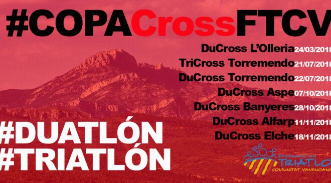 Nace la Copa Cross FTCV