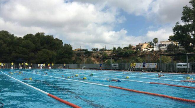 La localidad de Vila-real celebró el acualtón escolar el pasado fin de semana.