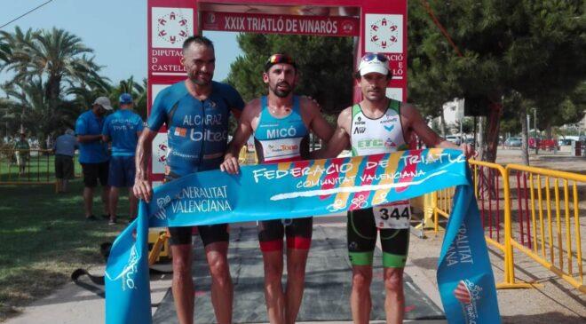 Noelia Juan y Carlos Ferrando logran el Autonómico Sprint en Vinaròs
