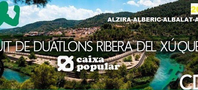 Vuelve el Circuito de Duatlones de la Ribera del Xúquer