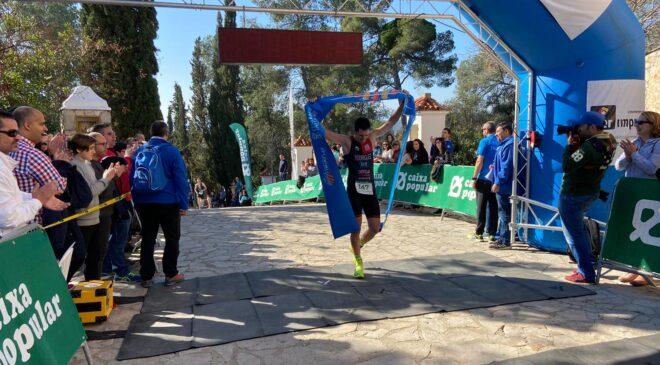 Ghizlane Assou i Alex Rodríguez vencen en el primer duatló d'Alberic.