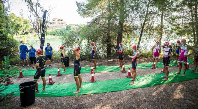 Infinitri Sprint Vila-real reabre el calendario de triatlón en la Comunitat Valenciana.