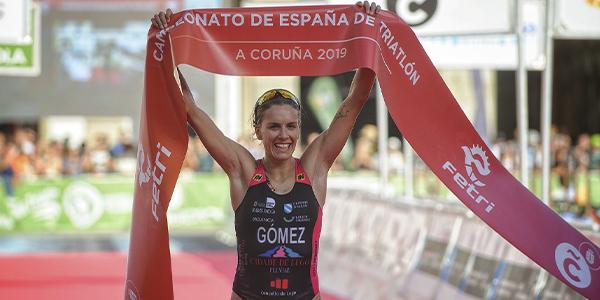 Cpto España Tri Sprint Tamara Gómez
