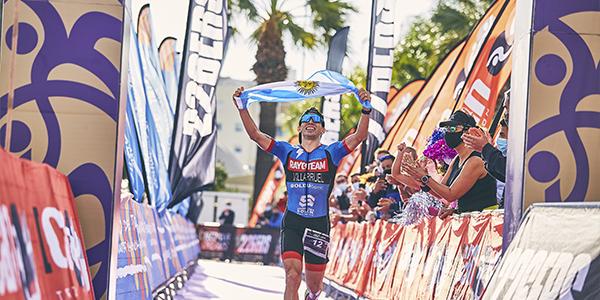 Nacho Villarroel, vencedor del Full ICAN Triathlon Gandia. Crónica y resultados.