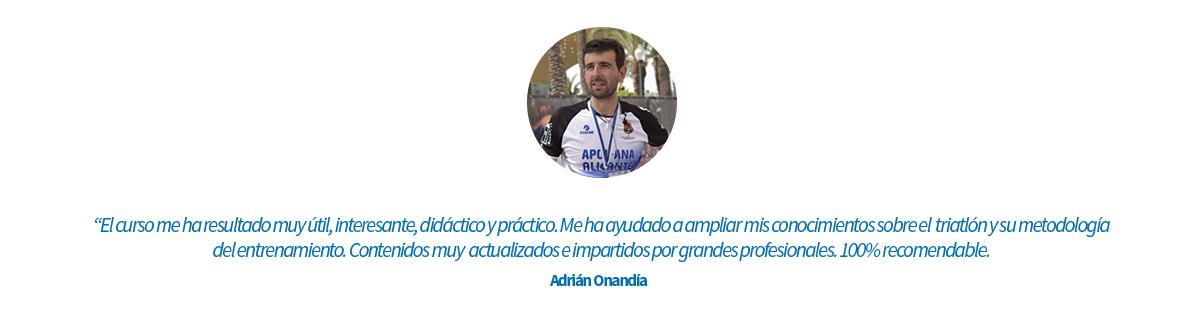 Opinión Adrián Onandía N1 y N2