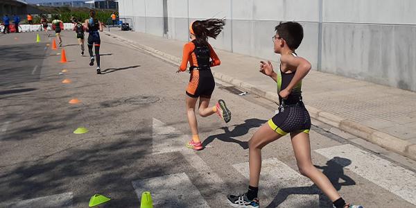 El regreso de los Juegos Deportivos Vialterra con el Duatló Escolar Ciutat de Carlet