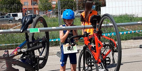 Rècord de llicències escolars de triatló a la Comunitat Valenciana