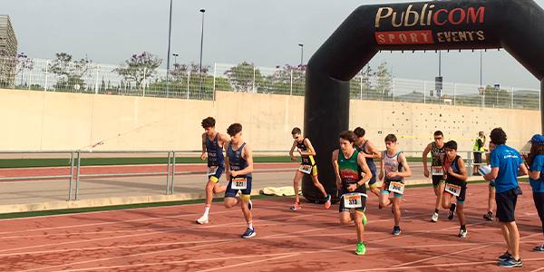 Castelló i La Vila Joiosa van celebrar les seves proves escolars dins dels Jocs Esportius Vialterra