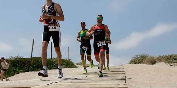 Oliva celebra el próximo domingo el Campeonato Autonómico de Triatlón de Media Distancia
